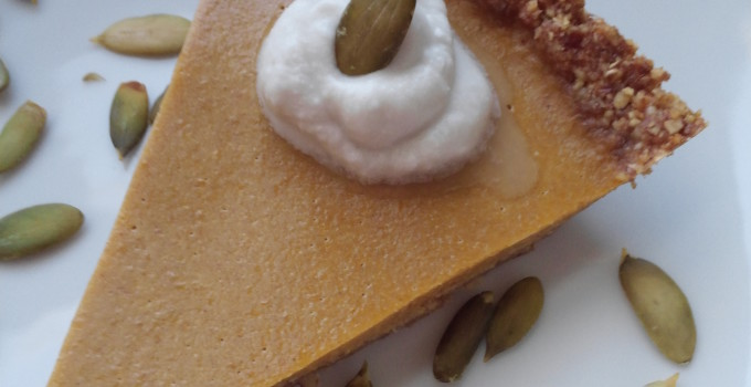SIBO-Friendly Pumpkin Pie (Low FODMAP, GF, DF, Egg-Free)