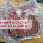 Red meat and cancer? – what to think and what to do