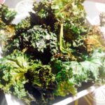 Spicy Kale Chips (Low FODMAP, Gluten-Free, Vegan)