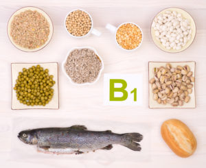 vitamin B1-rich foods