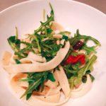 15-Minute Mediterranean Arugula Pasta (Gluten-Free, Dairy-Free, Low FODMAP)