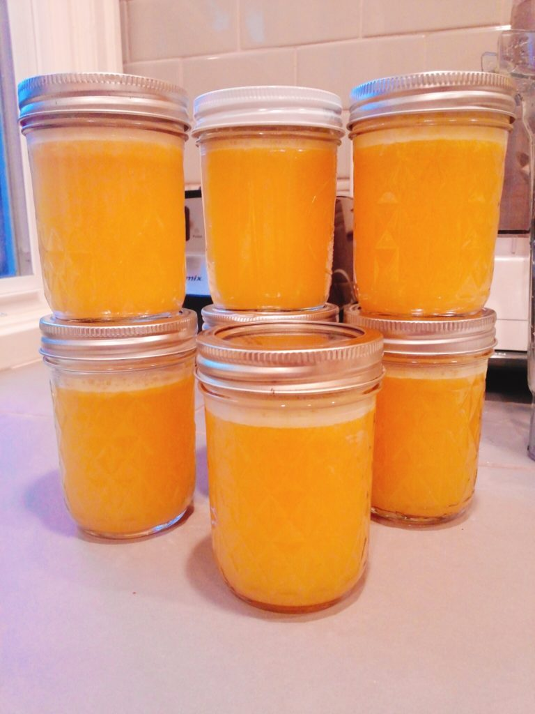 Lemon Ginger Turmeric Juice 2