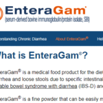 "SIBO ""Supplement"" Spotlight: EnteraGam"
