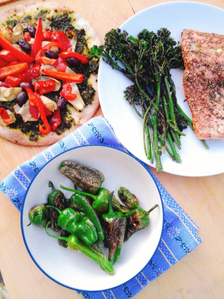 Padron Peppers and More