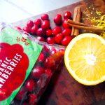 Low FODMAP Cranberry Sauce