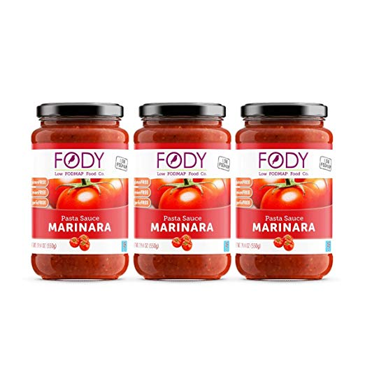 Low FODMAP Marinara Sauce